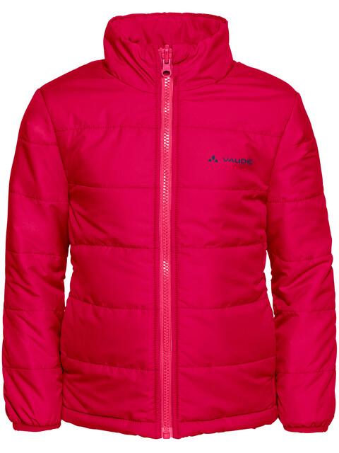 VAUDE Suricate III 3in1 Jacket Kids bright pink